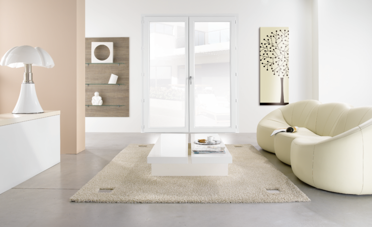 Les fenêtres PVC : l'isolation au plus haut degré !