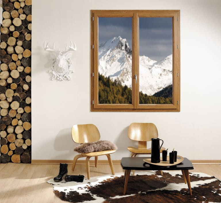 Fenêtres PVC effet bois : plus vraies que nature…