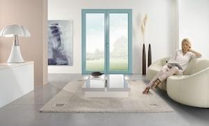Illustration article les fenêtres PVC vous en font voir de toutes les couleurs