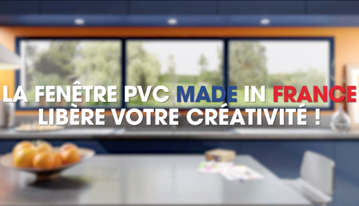 Fenêtre PVC Design : Libérez votre créativité !