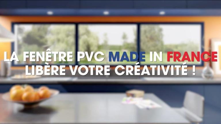 Fenêtres PVC design, libérez votre créativité !