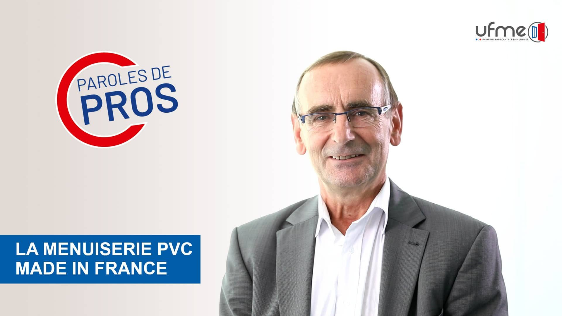 La menuiserie PVC Made in France - Robert DOLLAT