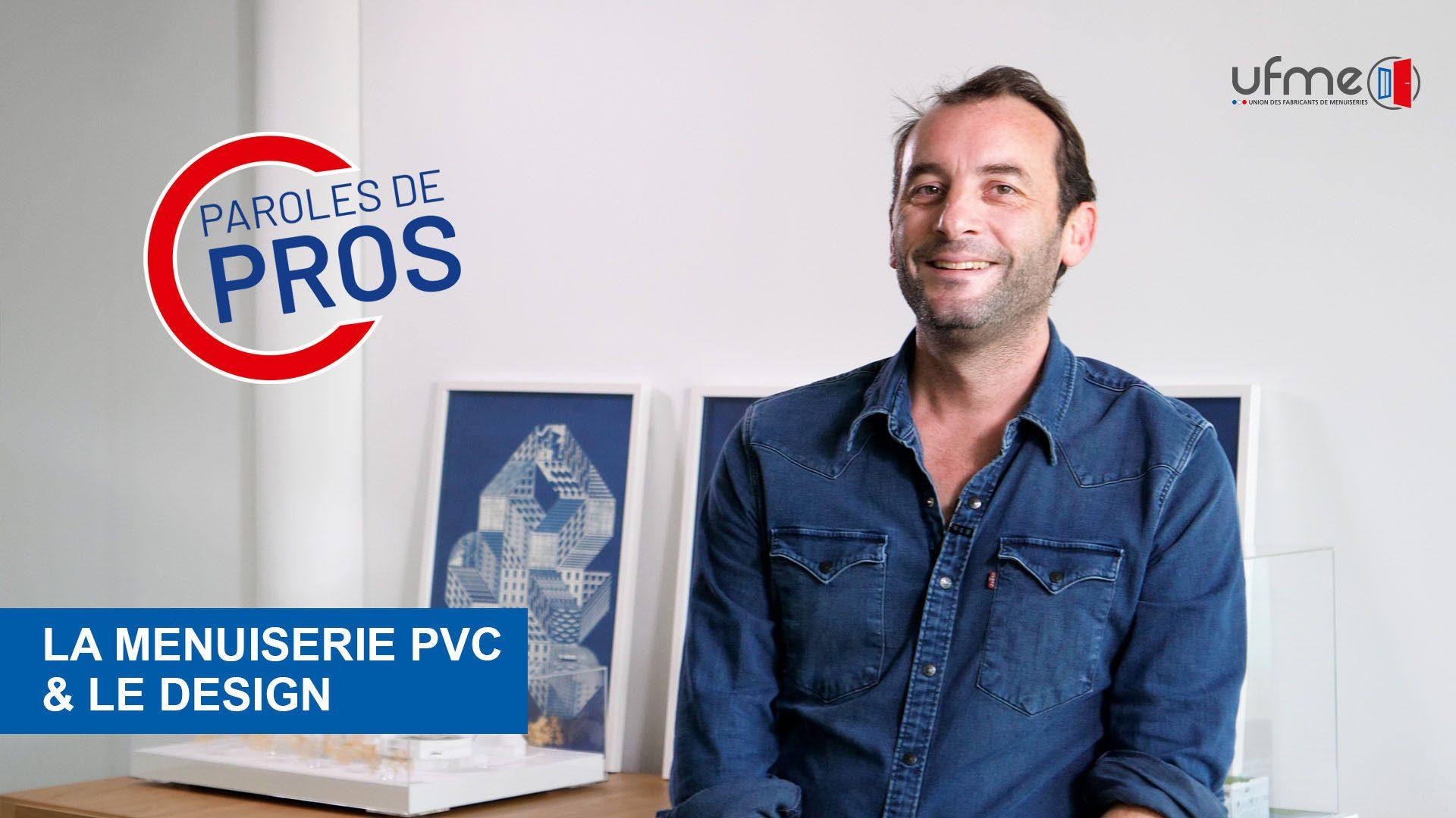La menuiserie PVC et le design - Maxime LETRIONNAIRE